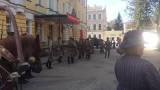 РОСТОВ — Сериал 2018 со съёмочной площадки)