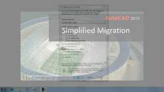 AutoCAD 2013 - Упрощенный перенос наработок в AutoCAD 2013