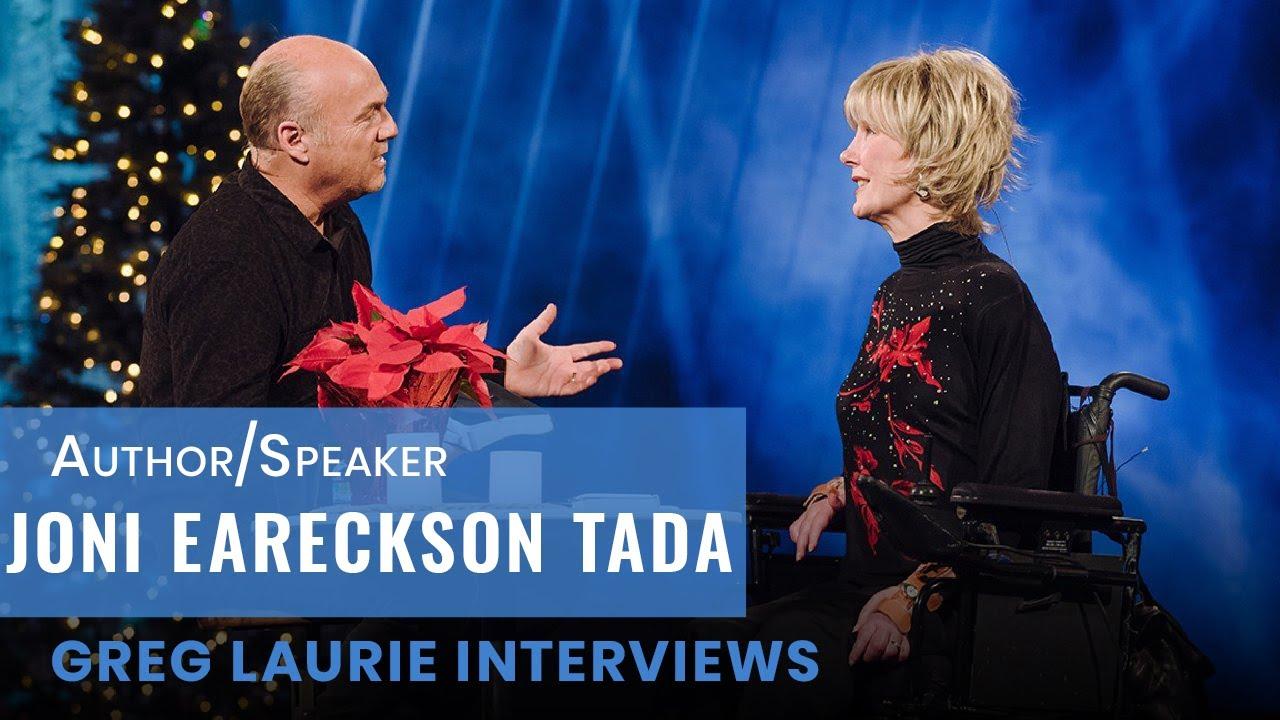 Joni Eareckson Tada Interview: Icons of Faith Series
