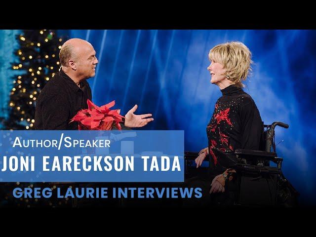 Interview with Joni Eareckson Tada