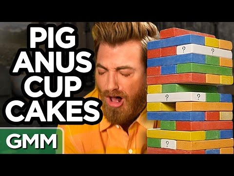 Download Youtube: Nasty Food Jenga