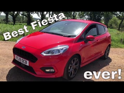 Here is why the Ford Fiesta ST Line costs £20,000