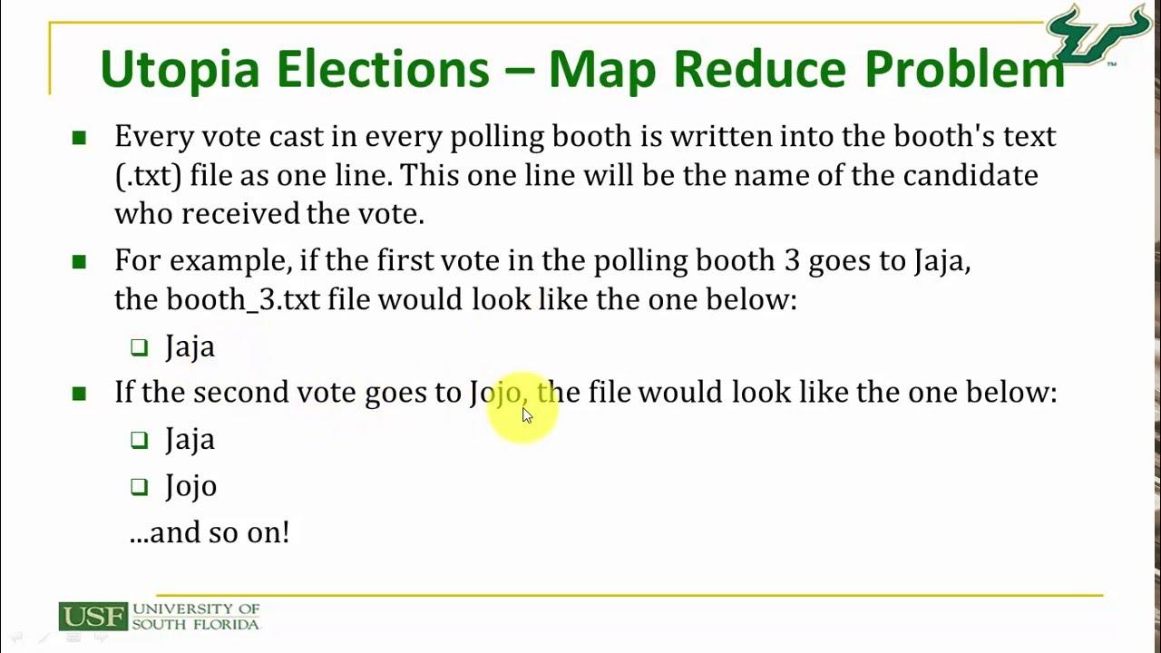 Map Reduce example in Java using Hortonworks hadoop sandbox