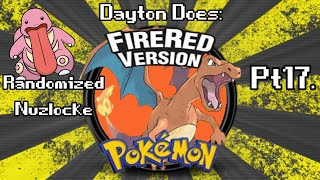 Pokemon Fire Red Randomizer Nuzlocke : Pt17. Clearing Vermillion, Boarding the S.S. Anne.
