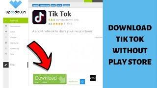 download tik tok app old version