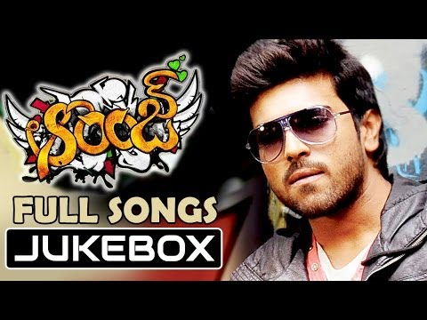 Orange (ఆరెంజ్) Telugu Movie Songs Jukebox || Ram Charan, Genelia