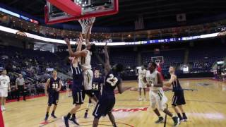 Tim Dawson and Tremont Waters MLK Day Classic 2017