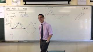 Graphs Raised to a Power (2 of 4: What Happens when function is raised to an odd power?)