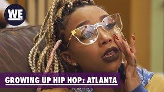 'Disrespecting My Child?!' Sneak Peek   Growing Up Hip Hop: Atlanta