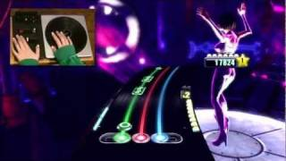 DJ Hero - Dizzee Rascal+DJ Shadow (Medium) 手元プレイつき