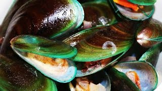 How to Cook Buttered Tahong / Mussels Recipe - English