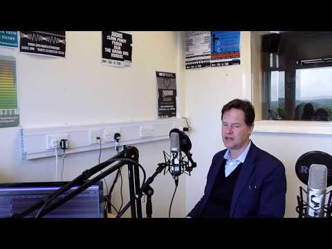 General Election 2017 - Nick Clegg (Liberal Democrats)