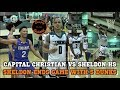Download Captial Christian vs Sheldon I Sheldon Is The Best Team in Sac? Sheldon Ends Game With 5 Dunks