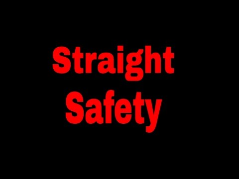 Straight Safety (Lab Safety Song)