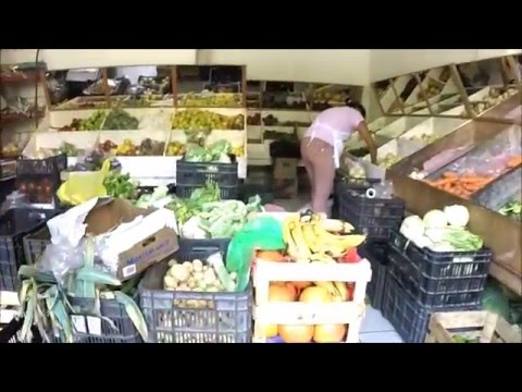 Mexico Local Farmers' Organic Market- travel health tips