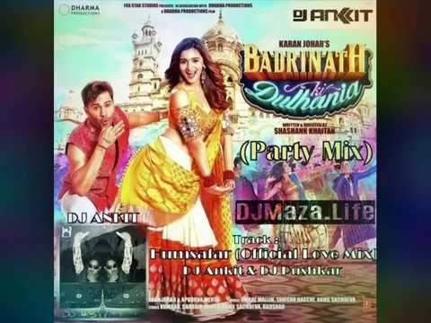Humsafar (Official Love Mix Song) By DJ Ankit Indian