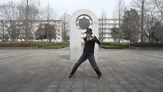 Dance Video in そこそこダンス振付コピー:普通系 Dream5の『I don't o...
