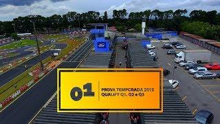 1º PROVA TEMPORADA 2018 - FORCE KART RACING