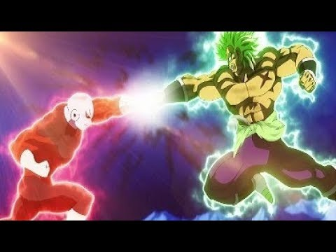 """Download Dragon Ball Super 2: The Movie - """"All Fight Of Goku, Jiren y Broly"""" Ultra Instinto !!"""