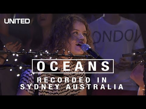 OCEANS  Hillsong UNITED   at Elevate