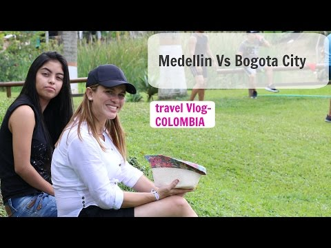 TRAVEL VLOG 20, Medellin Vs Bogota  photos