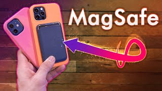 The Truth About Apple's iPhone 12 MagSafe Wallet 🤔 - Review