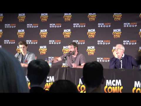 Game of Thrones MCM Comic Con London Panel October 2015
