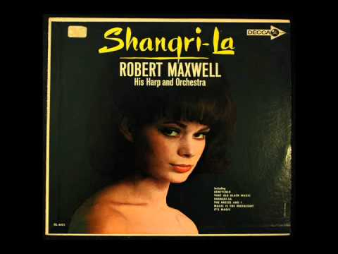 The Breeze And I - Robert Maxwell, His Harp And Orchestra