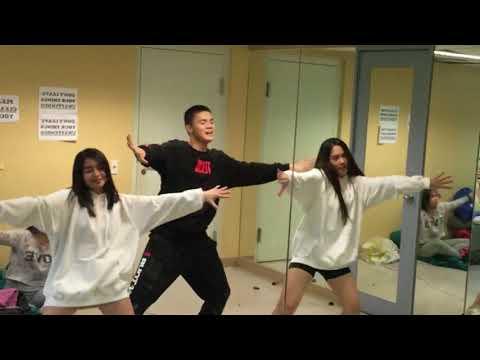Ronnie Alonte Hayaan Mo Sila dance