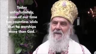 Orthodox Patriarch of Belgrade - St. Prophet Elijah will come again