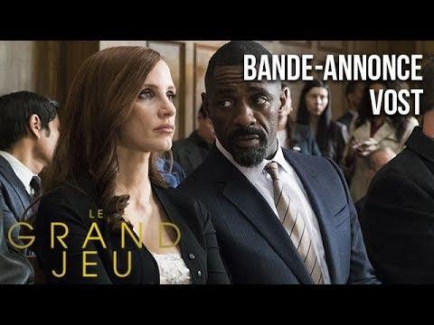 LE GRAND JEU - Bande-annonce VOST