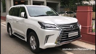 Lexus LX 450d 2017 | Real-life review