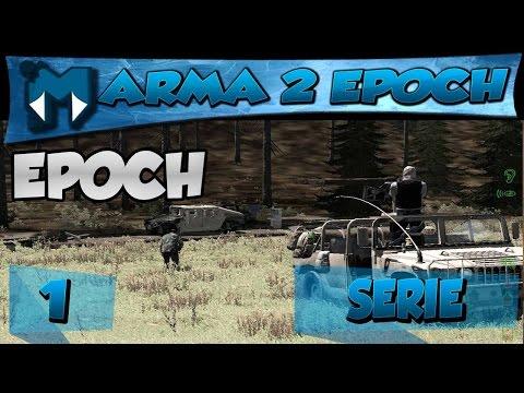 ARMA 2: EPOCH #1 COOP - LOOTS E COMEÇO DE UMA NOVA ADRENALINA / 1080p PT-BR