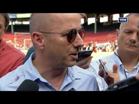 Brian Cashman Discusses Yankees Trade Deadline Rumors