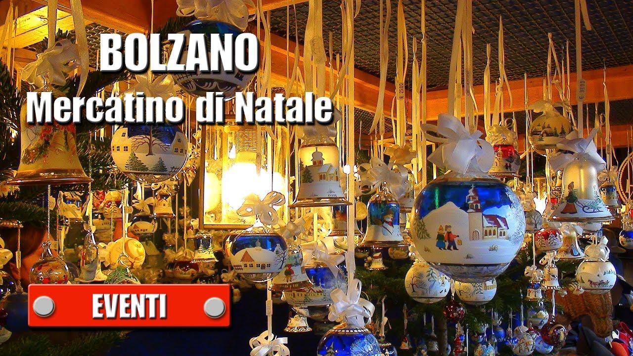 Bolzano mercatino di natale di sergio colombini youtube - Mercatino di campagnano ...