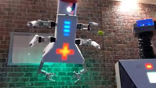 CONSTRUCTION DU ROBOT BOBODOC EN VIDEO !
