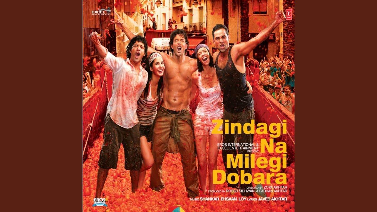 Khaabon Ke Parinday Lyrics - Zindagi Na Milegi Dobara