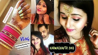 Karwa Chauth In Brampton 2017 - Karwa Chauth Day in My Life