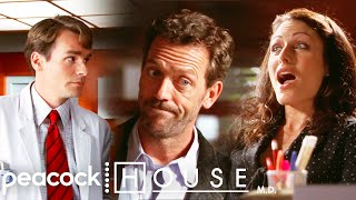The Paternity Bet | House M.D.