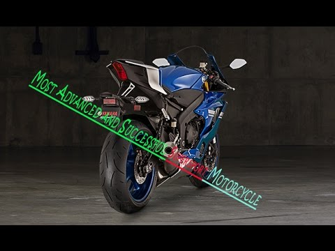 Yamaha YZF R6 Most Advanced and Successful Supersport Motorcycle