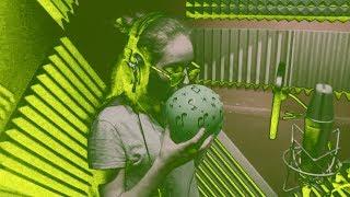Запись вокала с гелием на студии в Казани | Backstage с Записи песни НЕНОРМАЛЬНЫЙ