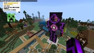 5live - Minecraft Tuesday 嗚帕村河道整治&市長官邸建設