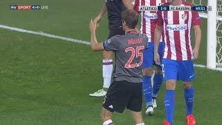 Atletico Madrid 1:0 FC Bayen München | Full Highlights (28/09/16) German Commentary HD