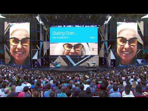 Google I O 2016   Keynote