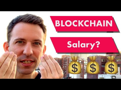 How much blockchain developers REALLY make?   Breaking salary myths