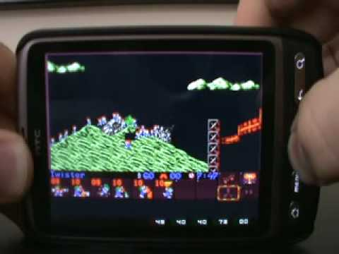 Lemmings 2 for Android - UAE4Droid Amiga Emulator