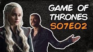 Euron vida loka em GAME OF THRONES S07E02 | Discussão do episódio