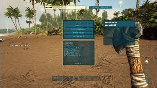 HOW TO GET RID OF THE RADIUS (Ark Survival Evolved PS4)