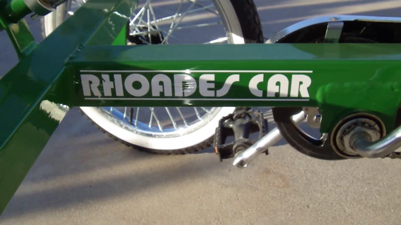 RHOADES CAR QUAD CYCLE TOUR!