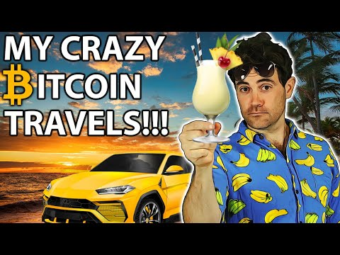 10 CRAZIEST Things I Bought With BITCOIN!! ????